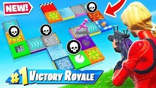 WORLDS DEADLIEST Board GAME *NEW* Game Mode in Fortnite Battle Royale