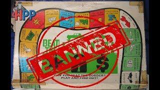 Banned Board Games - Beat the Border