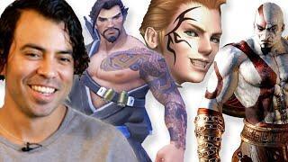 Tattoo Artists Judge Tattoos From Video Games