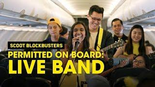 Permitted On Board: Live Band - Scoot
