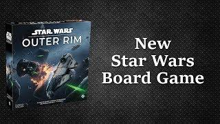 New Star Wars Board Game Announced - Outer Rim