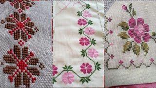 Border line Cross Stitch Beautiful patterns