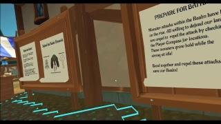 OrbusVR the room-scale VRMMORPG #orbusvr