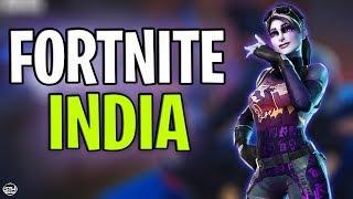 Fortnite  India Live - (Let's dub in Solo) Drift Board Update