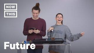PlayTable Gaming Device Combines Card & Board Games | Future Reviews | NowThis