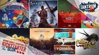 April 2019 (2nd half) Upcoming Board Games Kickstarter