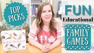Top picks For Educational Games || Fun Family Games To Play This Summer 2019