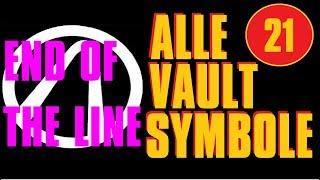 Alle Vault Symbole in End of the line finden | Borderlands 2 | Vault Symbol Guide