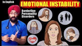 Rx Personality Disorder Epi 1 (ENG) Emotional Instability Borderline व्‍यक्तित्‍व विकार Dr.Education