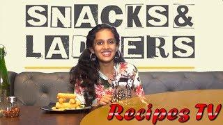 RECIPES TV | SNACKS & LADDERS BOARD GAME CAFE | JENGA CHEESE STICK| OREO FREAKSHAKE