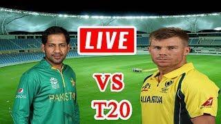 Pakistan Vs Australia Live Match  Full HD || Details match Time