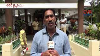 TTD Board Members Meeting Over Salakatla Brahmotsavam | Tirupati | CVR NEWS