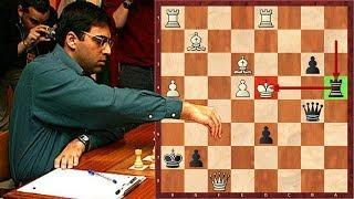 One Of The Greatest Games Played By Viswanathan Anand