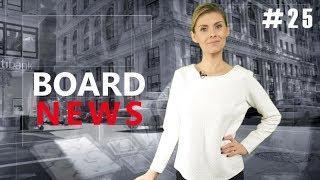 BOARD NEWS 25 - Gry planszowe, wiadomości i nowości.