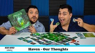 Haven - Our Thoughts (Board Game)