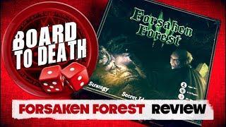 Forsaken Forest Board Game Review