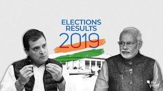 LIVE Counting Day 2019: Watch the Lok Sabha Election results here!