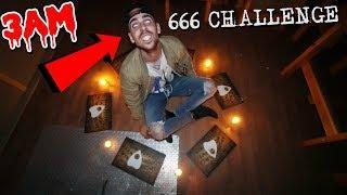 (GONE WRONG) DO NOT PLAY 666 OUIJA BOARD CHALLENGE AT 3AM!! *SUMMONING ZOZO OUIJA BOARD DEMON*