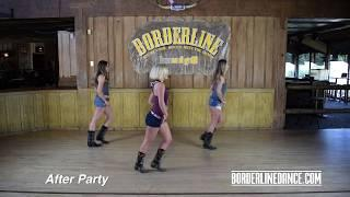 After Party - Line Dance Tutorial - Borderline Dance