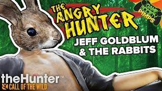 Angry Hunter - Jeff Goldblum and the Rabbits