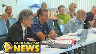 Hakalau Point Arguments Continue At Appeals Board (July 13, 2018)