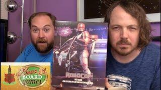 Robocop VCR Game | Beer and Board Games