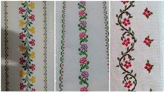 fabulous structure Cross Stitch borderline idea of some and impressive design easy to understand