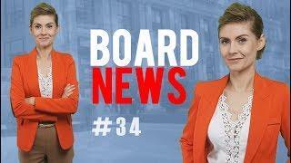 BOARD NEWS 34 - Gry planszowe, wiadomości i nowości.