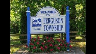 Ferguson Township Board of Supervisors 1/7/18 | C-NET Live Stream