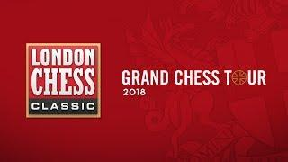 2018 Grand Chess Tour Finals: Day 6