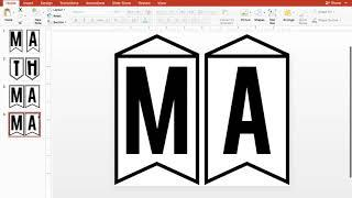 Video Tutorial:  Bulletin Board Letters Round 2!