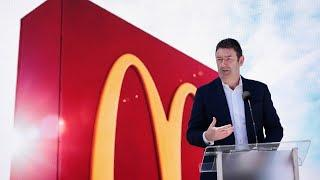 McDonald's boots out CEO Steve Easterbrook over employee relationship