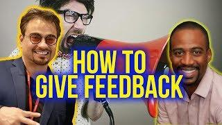 How To Give Feedback Suggested By The Behavior Analyst Certification Board®