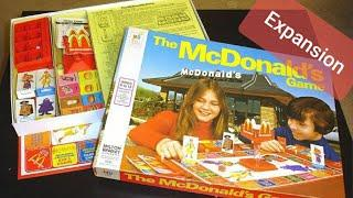 1975 McDonald's Board Game Unofficial Expansion Update