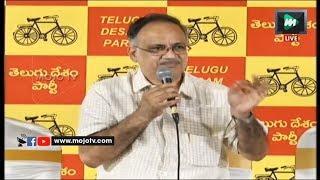 AP Planning Board Vice Chairman Kutumba Rao Live || MOJO TV