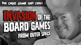 Invasion of the Board Games: 3 Alien Themed Recommendations