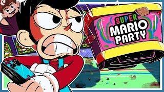 SUPER MARIO PARTY ONLINE IS TRASH?! (Super Mario Party)