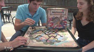 Austin siblings create gerrymandering board game