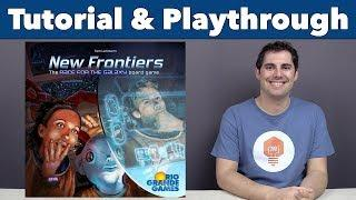 New Frontiers Tutorial & Playthrough - JonGetsGames