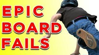 Epic Board Fails Compilation | Funniest AFV Videos