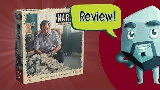 Narcos: The Board Game Review - with Zee Garcia