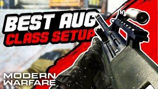 "BEST ""AUG"" CLASS SETUP IN MODERN WARFARE (MOST UNDERRATED GUN!!)"