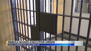 Parole board executive order