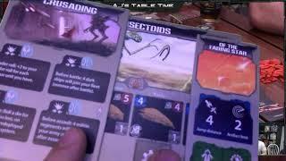 Angry Joe plays Burning Suns Board Game