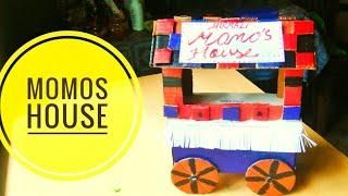 Best cardboard craft 2018/DIY with Card board/tutorial video for new creative ideas
