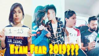 UP Board Exam Student Exam Fear 2019 Best Video in Support Of Student||Best Funny Musically Video||