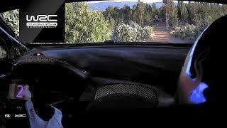 WRC - Vodafone Rally de Portugal 2018: Shakedown ONBOARD Ogier