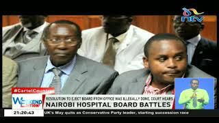 Nairobi Hospital resolution to reject board from office was illegal