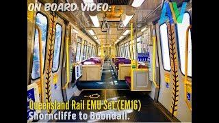 On Board Video: Queensland Rail EMU Set (EM116)