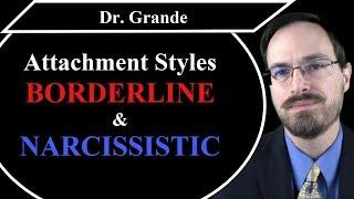 Attachment Styles, Borderline, and Narcissistic Personality Disorders